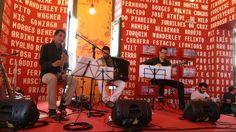 """Museu do Frevo, Recife, Brasil. Programação musical """"A hora do frevo"""", toda sexta-feira das 12h às 13h."""