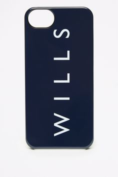 The Radcliffe Phone Case For Iphone 5 | Jack Wills