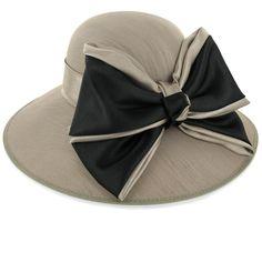 Giovannio Sophita - Shantung  Dress Hat