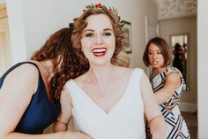 Another of our pretty brides from 2017 Hair & makeup Wedding Hair and Makeup Artists