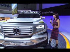 Mercedes 2013 G-Class G-Force Concept Commercial LA Auto Show Carjam TV ...