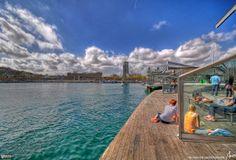 Port Vell - Pier