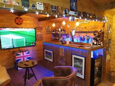 Our Winners! The Dunster House Photo Competition Man Cave Garage, Garage Pub, Man Cave Pub, Garage Game Rooms, Man Cave Room, Man Cave Home Bar, Man Cave With Bar, Home Bar Rooms, Diy Home Bar