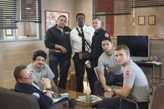 View photos from Chicago Fire Hanging On on NBC.com.