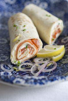 Photo: Marie Diebler / Paris. wraps saumon