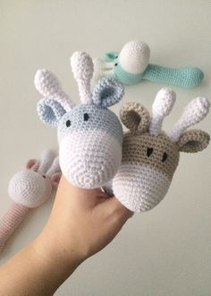 Riikka Was here: Kirahvi helistin Diy Crochet, Crafts To Do, Projects For Kids, Baby Toys, Dinosaur Stuffed Animal, Knitting, Lime, Animals, Amigurumi Patterns