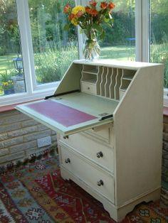Vintage Writing Bureau Desks