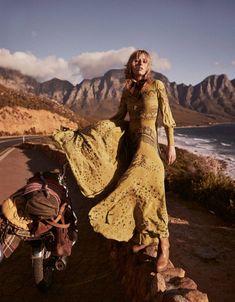 Aventura com Glamour é o Tema Inspirador da Vogue Paris  Fragmentos de Moda