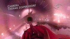 Therme Loipersdorf Carrera (Right, Night) VR Onride Try Again, Vr, Carrera, Darth Vader, Neon Signs, Night