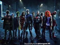 Titans Season 2 Ending Explained: Release Date and Plot Details for DC's Titans Season 3 Teen Titans Go, Deathstroke, Titans Tv Series, Conor Leslie, Dc Comics, Harley Quinn, Dc Rebirth, Doom Patrol, Batman Family