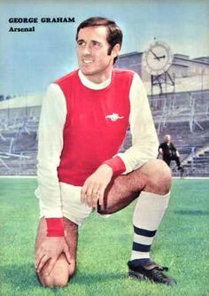 George Graham (Arsenal, Man. Utd. & Scotland)