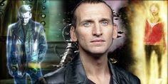 A montage for the ninth Doctor's final episode, 'The Parting of the Ways'