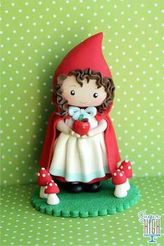 Red Riding Hood by Sugar High Inc.