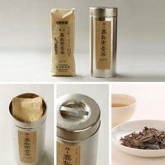 缶入り 嘉兵衛番茶 (中川政七商店)