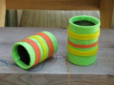 Camp Crafts: Tin Can Telephone