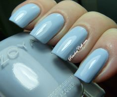 Zoya - Blu (Zoya Lovely Collection for Spring 2013)