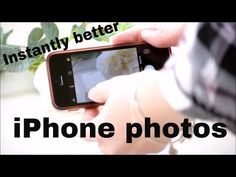Improve your phone photos! Improve Yourself, Food Photography, Smartphone, Things To Come, Iphone, Tips, Youtube, Channel, Photos