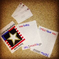 army strong letters