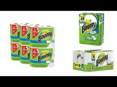 Top 5 Best  Bounty Select A Size Paper Towels x264