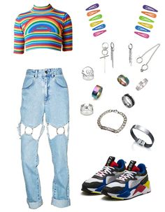BTS preferences Some 🔞 Boujee Outfits, Kpop Fashion Outfits, Cute Casual Outfits, Stage Outfits, Retro Outfits, Polyvore Outfits, Aesthetic Fashion, Aesthetic Clothes, Look Fashion