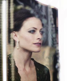 Irene Adler, quite possibly my favorite morally grey villainess ever. :].      Sherlock challenge day 10