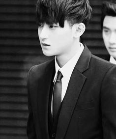 Suit Tao, I love that I have the same piercing as him :)