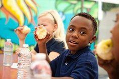 Chef-enhanced school meals increase healthy food consumption.