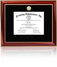 Project Management Diploma frame