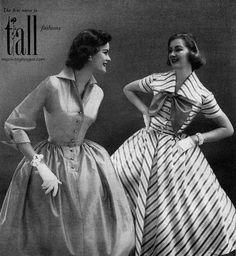 fashions 1955