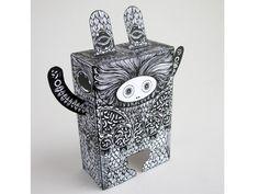 Paper Toy de Guillain Le Vilain