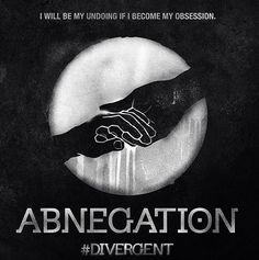 Abnegation faction symbol from the 'Divergent' film