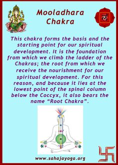Why is Root Chakra so called.