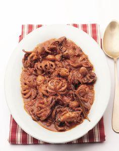 Guazzetto di moscardini #pesce #ricetta #senzaglutine #food