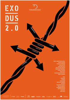 """""""Exodus 2.0"""", Artur Pałyga, reżyseria: Agnieszka Korytkowska-Mazur, premiera: 4 czerwca 2016 r., więcej informacji: http://dramatyczny.pl/spektakl/exodus-2-0/"""