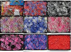 4000 loom bands #bracelet kit, #hooks, s-clips + board fast uk #postage.,  View more on the LINK: http://www.zeppy.io/product/gb/2/171395509434/