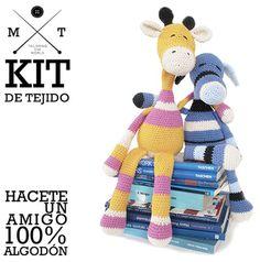 KIT de tejido crochet