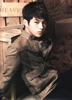 L (MyungSoo) #INFINITE Come visit kpopcity.net for the largest discount fashion store in the world!!