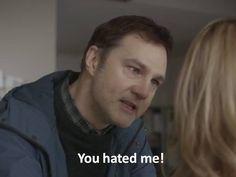 (David Morrissey in 'The Driver' part III)
