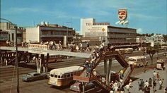 Calzada independencia 1960