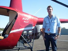 Helicopter Flight Training - Andrew Rothery