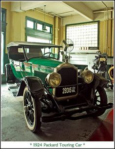 1924 Packard Touring Car | Flickr - Photo Sharing!