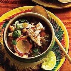 Mexican Turkey Stew Recipe | MyRecipes.com
