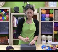 Lots of fantastic Needle Felting Tutorial Videos