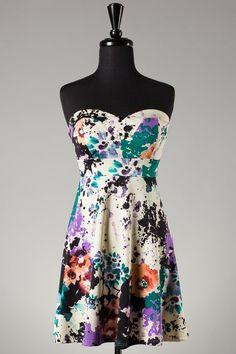 """Second Date Dress"""
