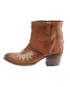 Wing Detail BOOT Cowboy Boot by Wrap London