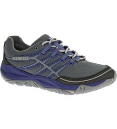 Official Merrell Site – Discover the women's All Out Rush, winner of 2014 Sole Mate Best Trail Shoe. This low-impact trail running shoe for women is perfect for varied terrain.