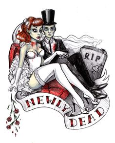 The newly-dead by sera-era.deviantart.com on @deviantART