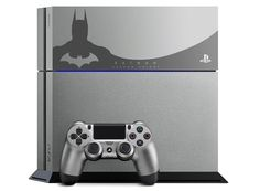 PS4 edición limitada de Batman: Arkham Knight