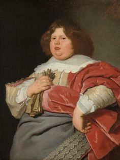 dominant in the Amsterdam portrait market with prestigious Bicker commissions  In the second quarter of the seventeenth century the Bickers, like Captain Roelof Bicker and Gerard Bicker shown here, were the most powerful family in Amsterdam. Read more: www.paleisamsterdam.nl #inalltheirglory