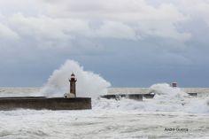 Lighthouse - Storm